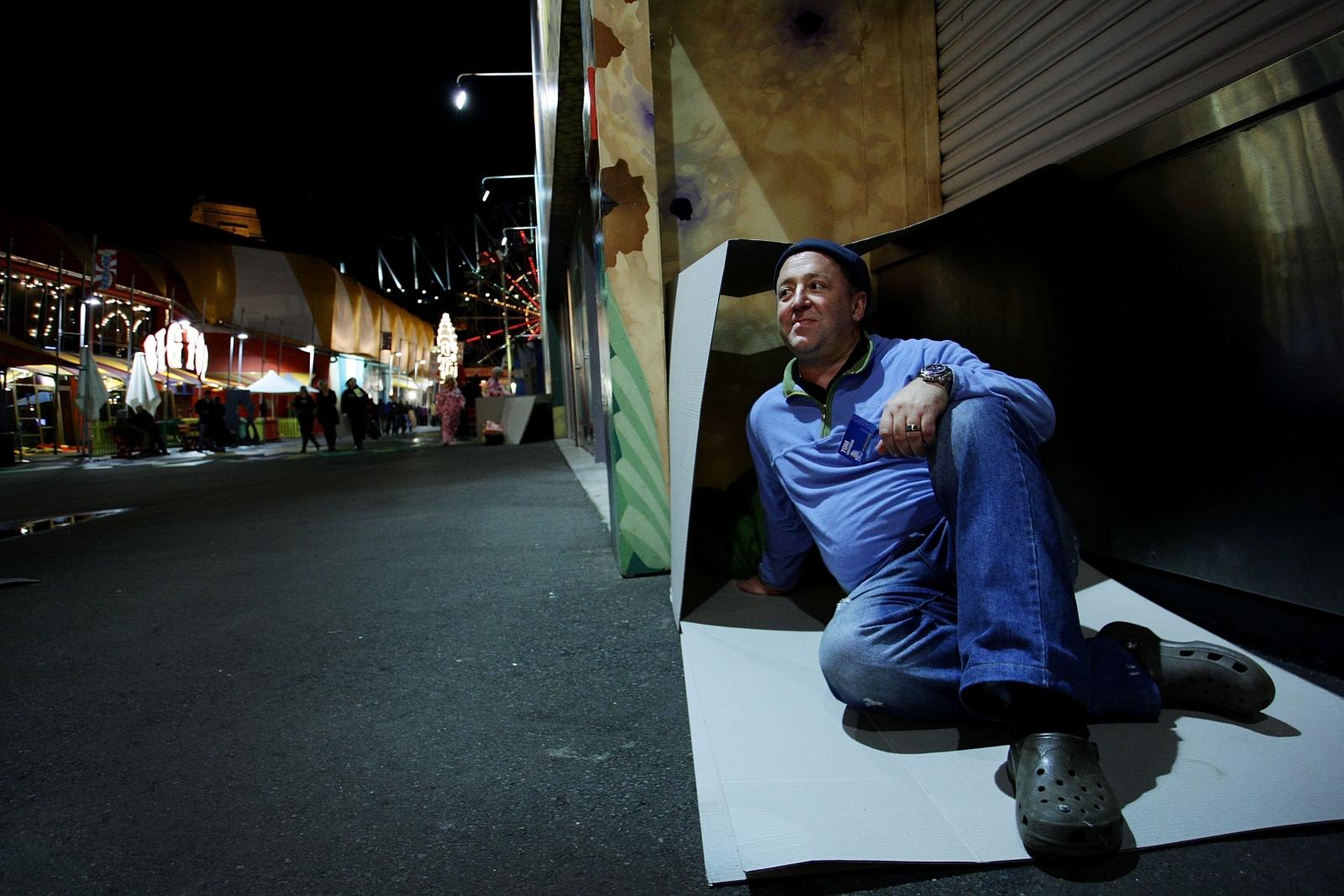 CEO Sleepout Australia