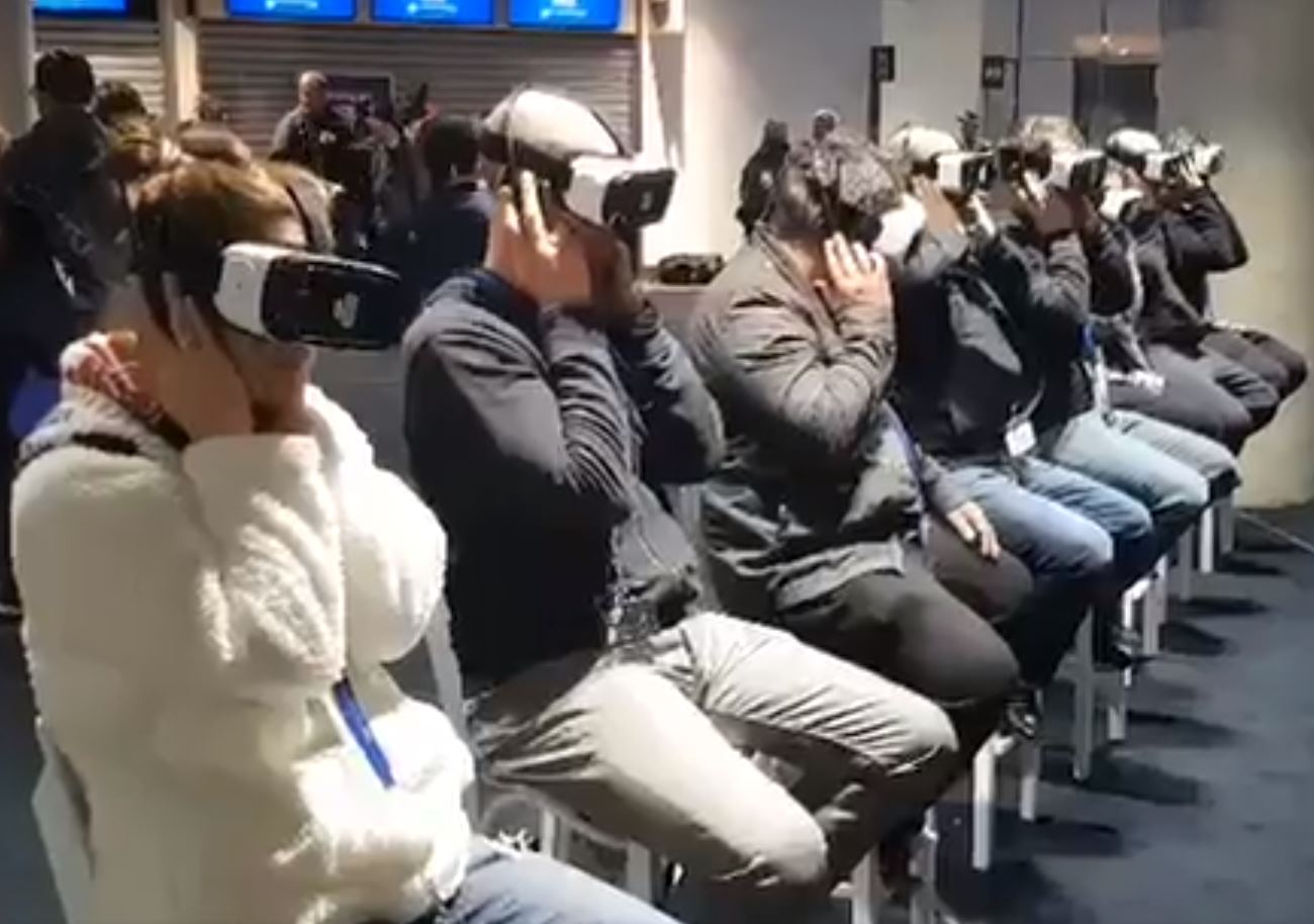 Homeless VR CEO sleepout