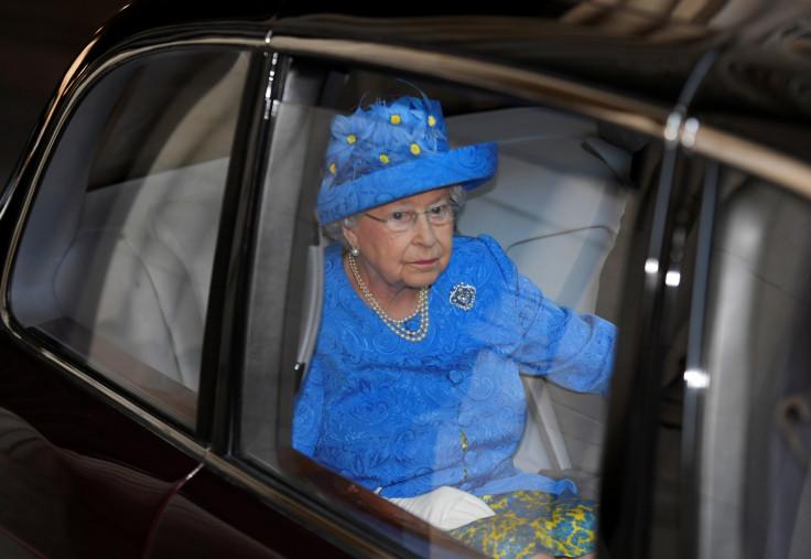 Queen seat belt