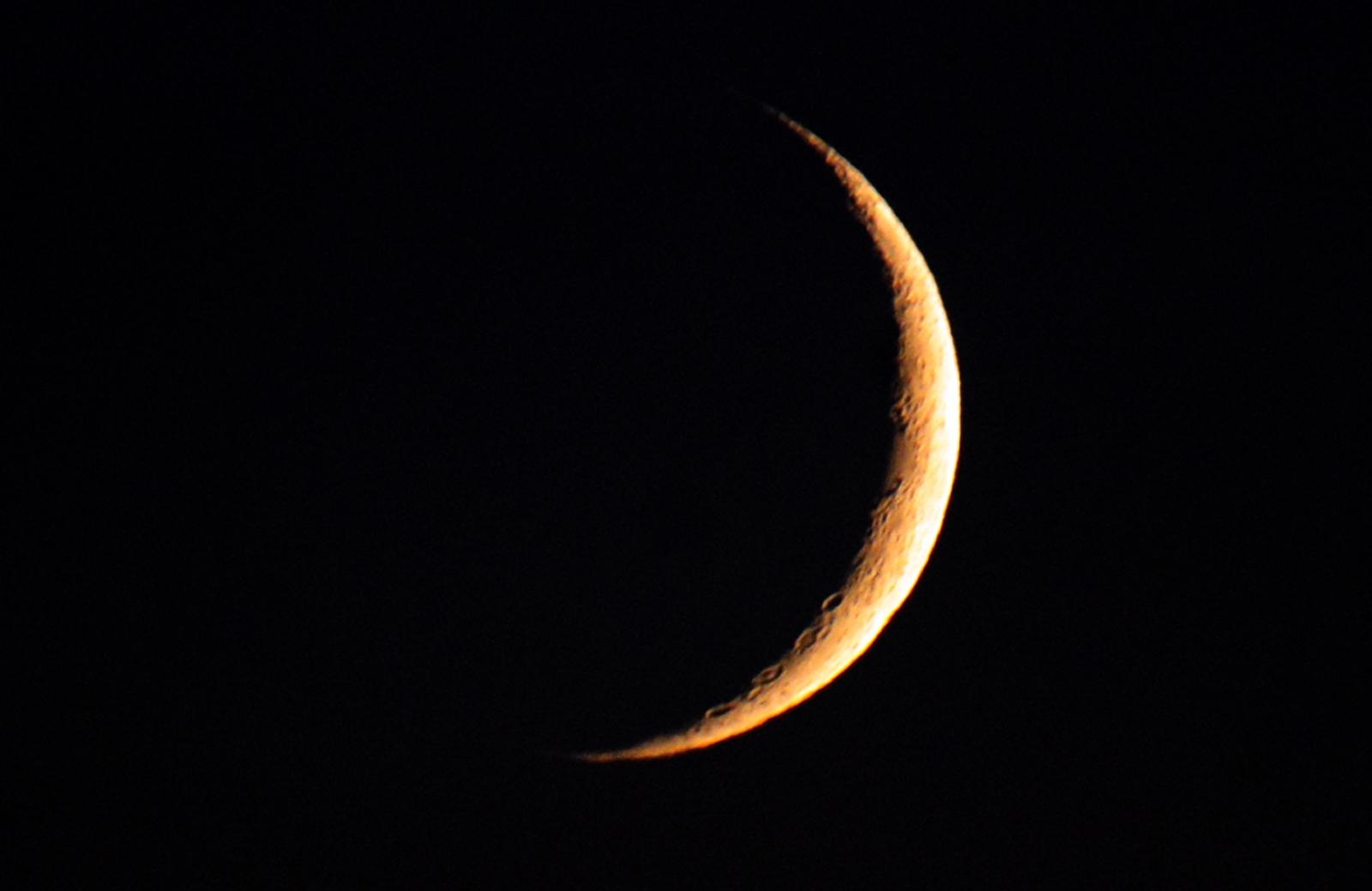 Eid al-fitr moon sighting
