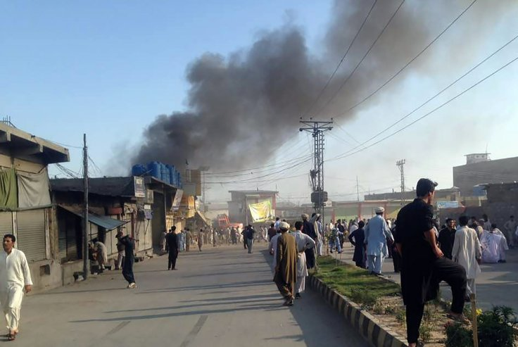 Pakistan Parachinar twin blasts