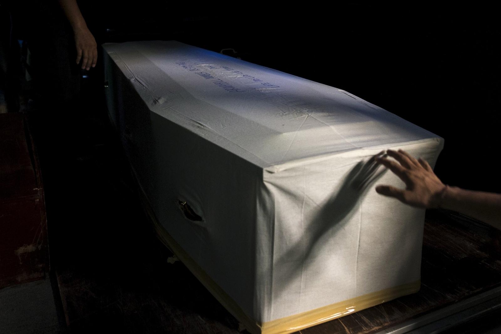 Father buries wrong man