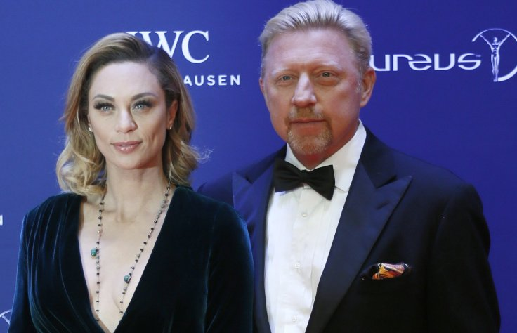 Boris Becker wife Lily