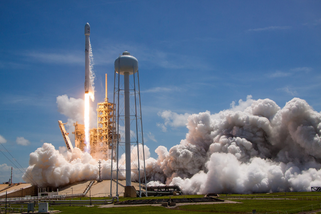 SpaceX lands 2nd rocket launched in 48 hours