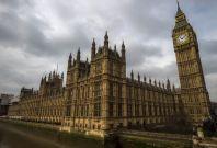 British Parliament buildings