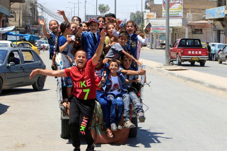 Eid in Mosul