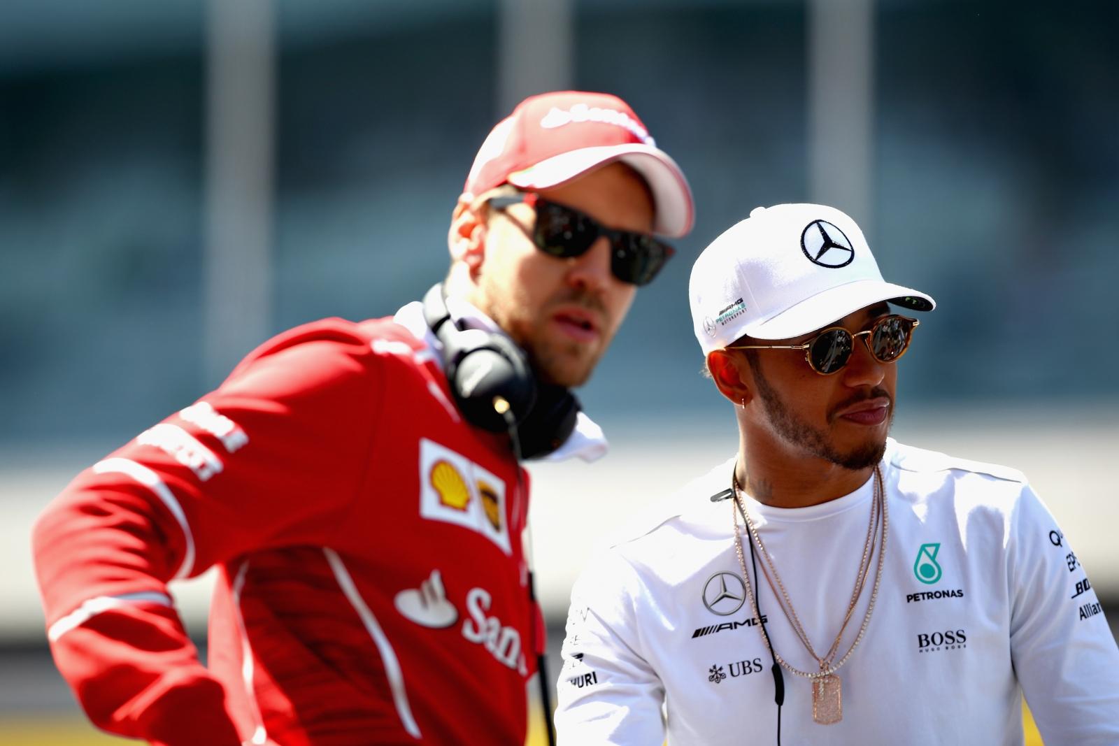 Touch Paper Lit On Lewis Hamilton Vs Sebastian Vettel