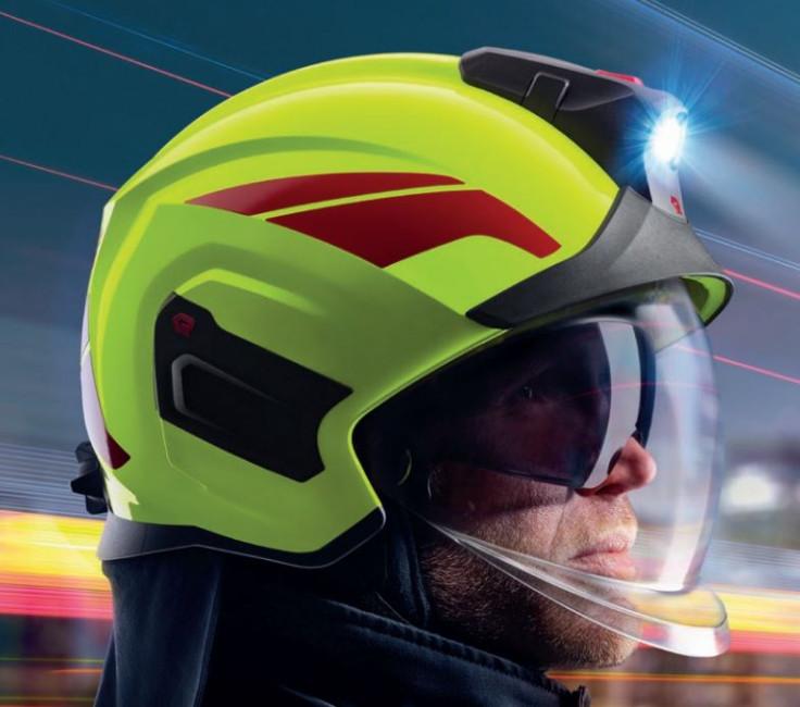 UK firefighters to get futuristic 'hero-titan' helmets in wake of Grenfell Tower blaze