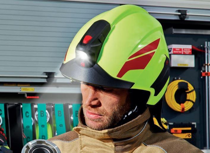 HEROS-titan sci-fi firefighting helmet