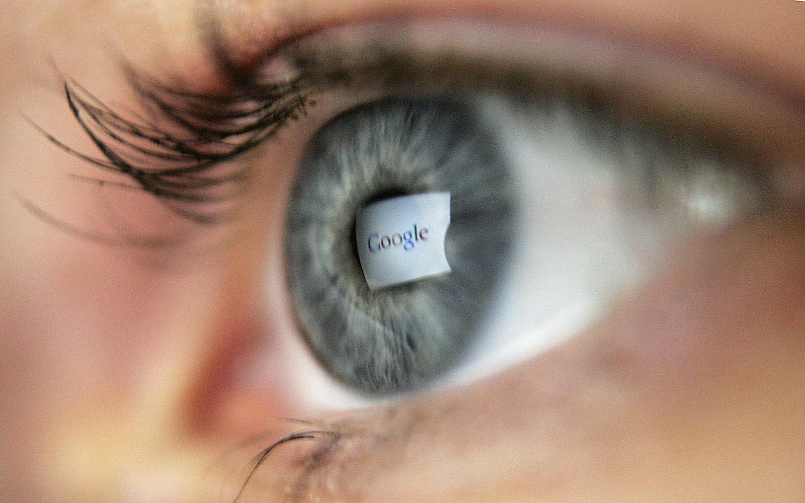 Google eyeball