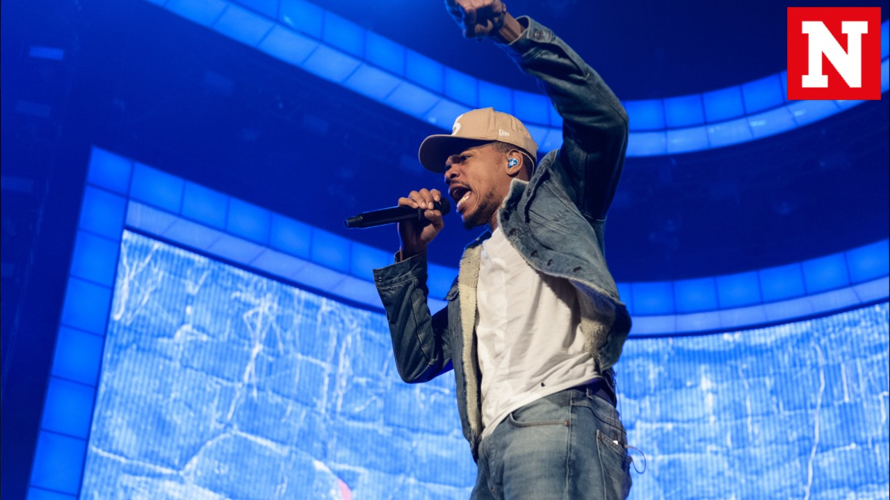 Chance the Rapper honoured with BET Humanitarian Award