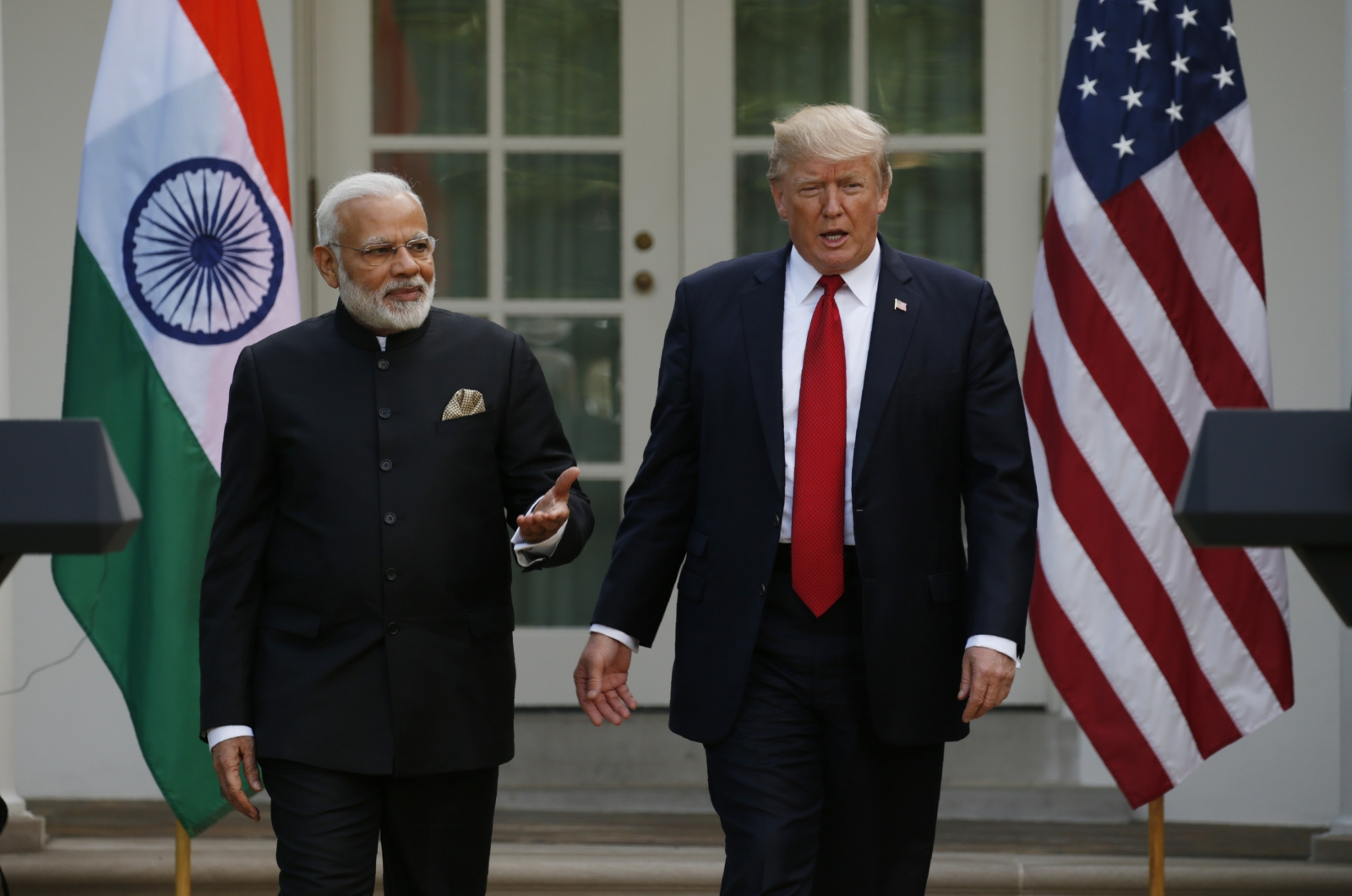 Trump says US-India ties have 'never been stronger and better'