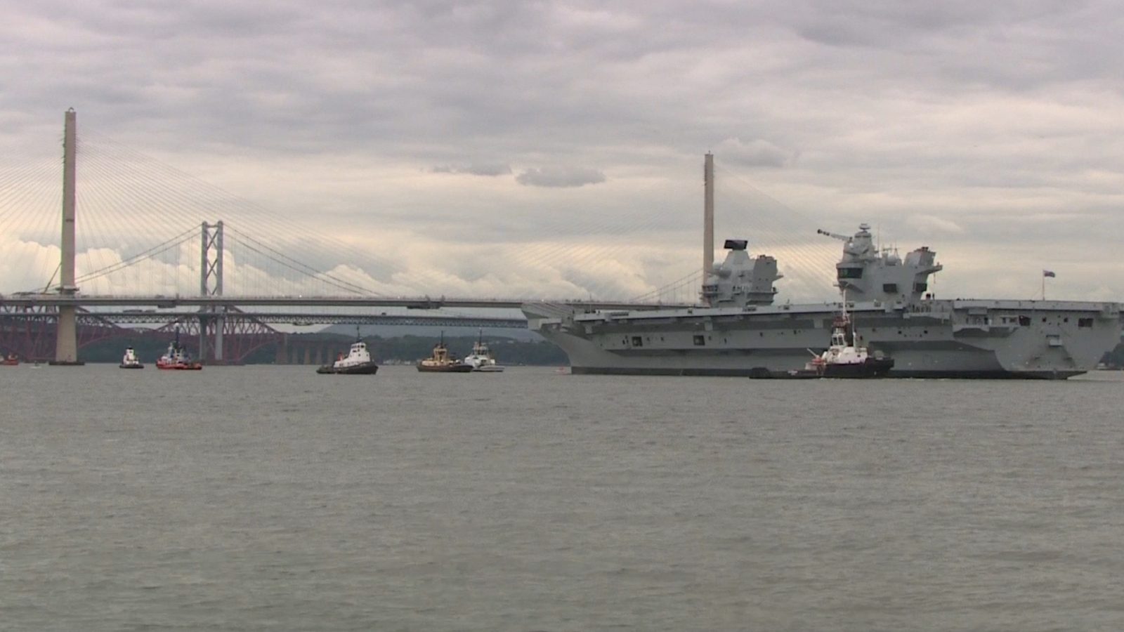 hms-queen-elizabeth-aircraft-carrier-leaves-port-for-first-time