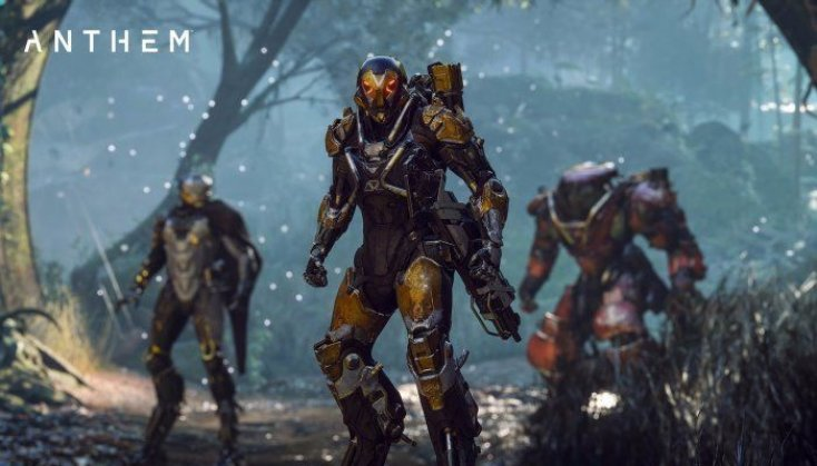 BioWare's Anthem is a 'science fantasy' like Star Wars and