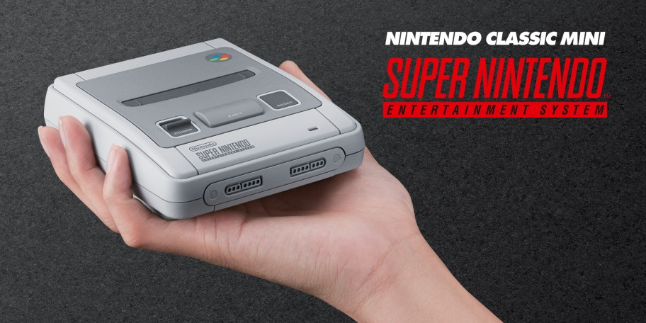 Japan's SNES Classic gets Famicom look and tweaked game selection