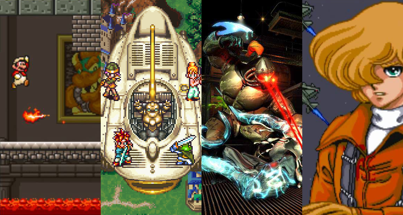 SNES Mini missing games