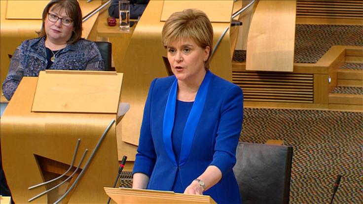 Nicola Sturgeon Postpones Plans For Second Scottish Referendum Until Brexit Terms Are Clear
