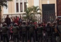 Venezuela Supreme Court attack