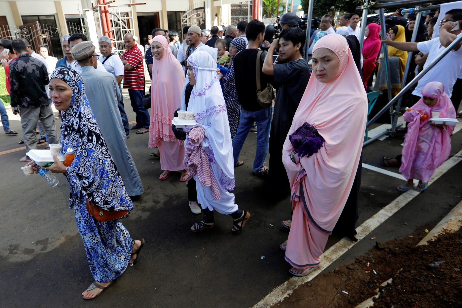 Philippines Marawi sex slaves