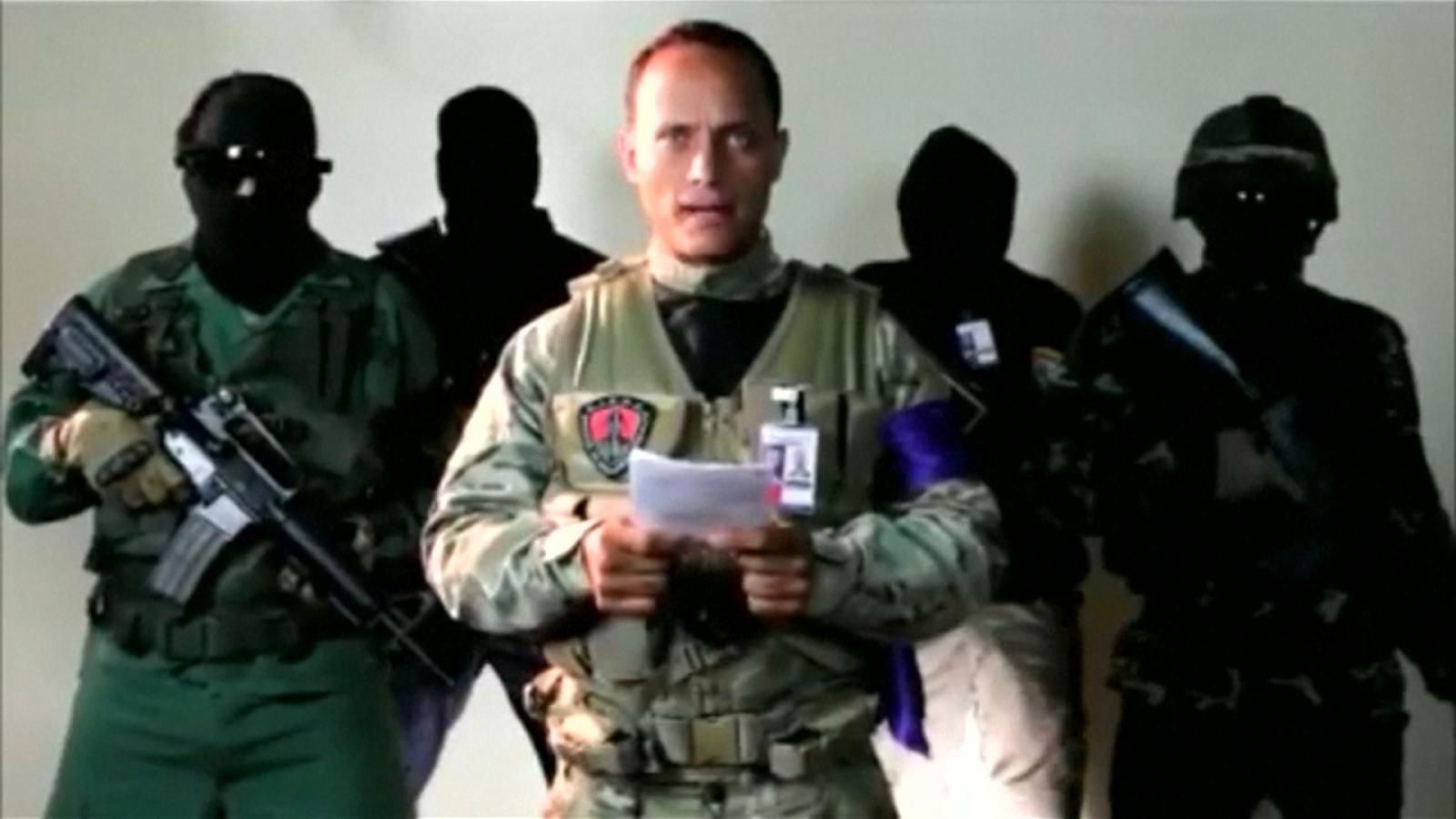 Helicopter attacks Venezuela's pro-Maduro supreme court