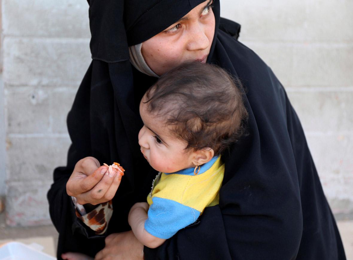 Mosul Iraq Islamic State Isis Daesh