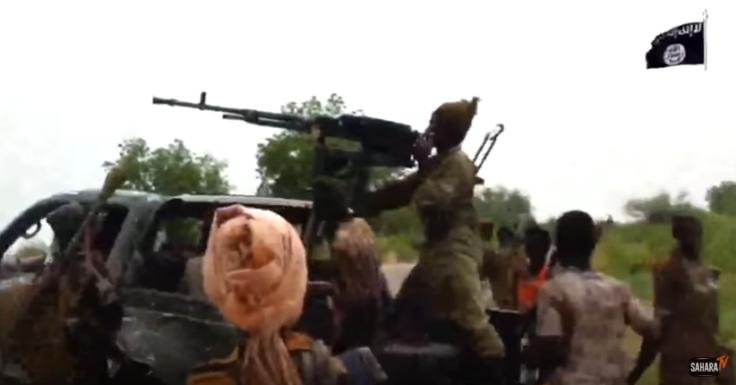 Nigerian Boko Haram kidnaps policewomen 'to serve as slaves'