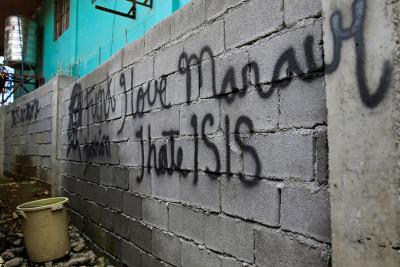 Marawi Philippines Maute Isis