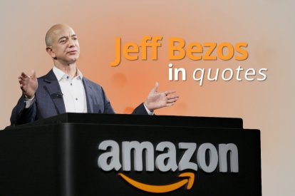 Amazon Founder Jeff Bezos In Quotes