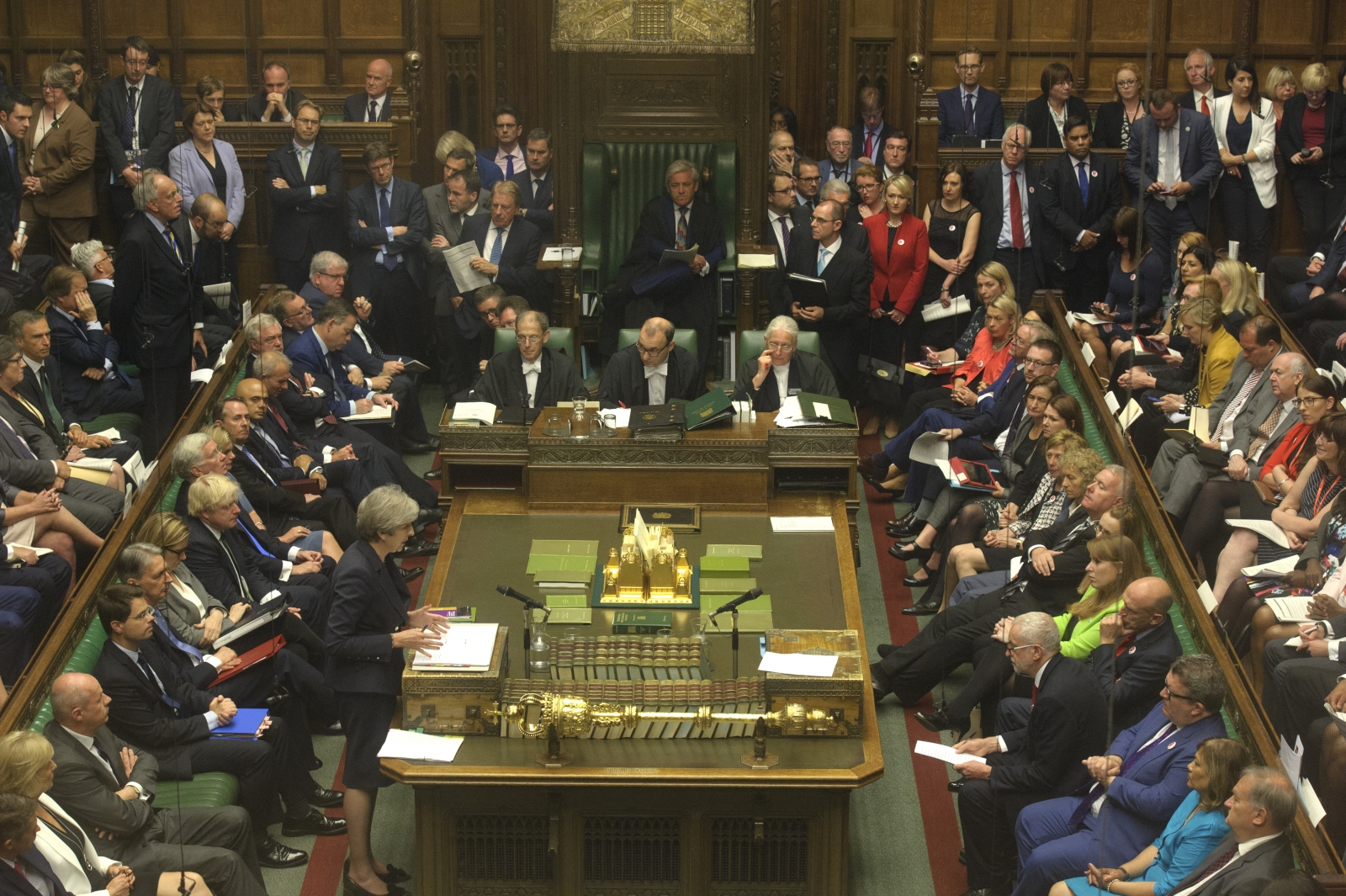 PMQs Prime Minsters Questions Commons