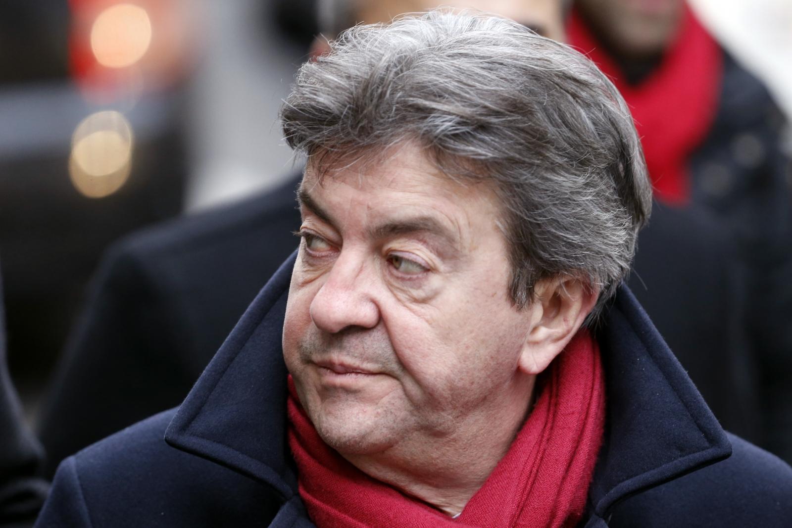 Jean Luc Mélénchon