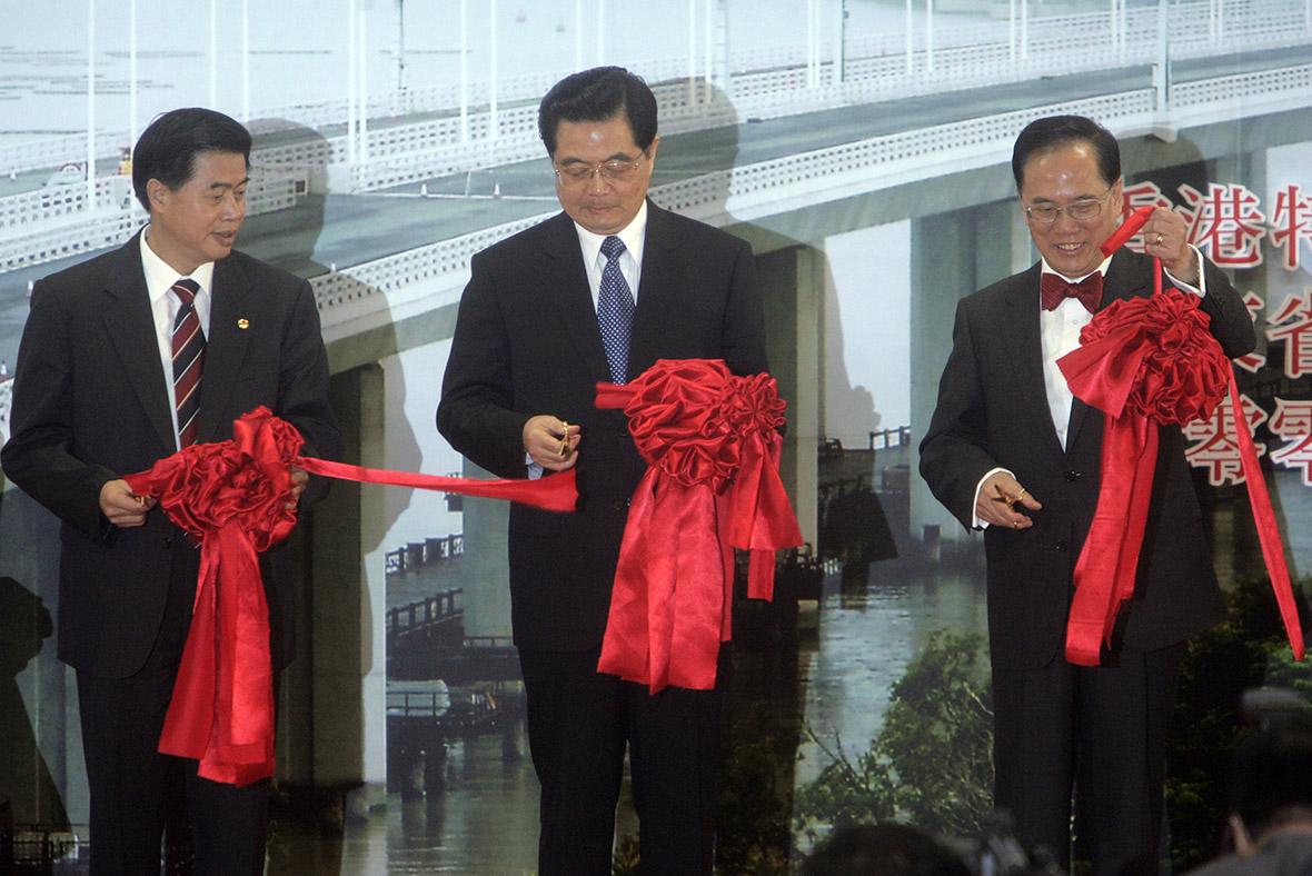 Hong Kong 20 years of Chinese rule