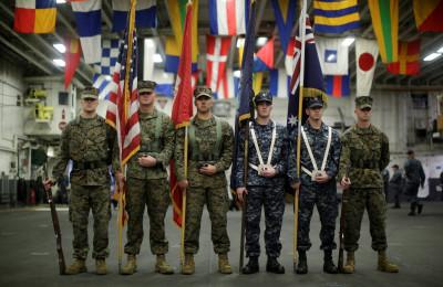US Australia joint military drill