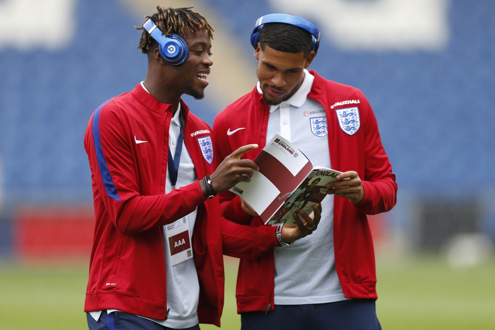 Nathaniel Chalobah and Ruben Loftus-Cheek