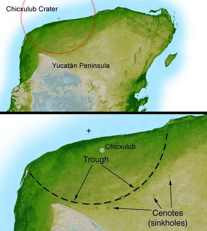 Chicxulub Yucatan Peninsula Mexico