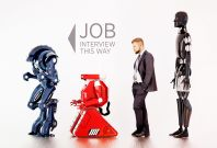 Will robots take over our jobs?