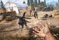 Far Cry 5 boomer dog