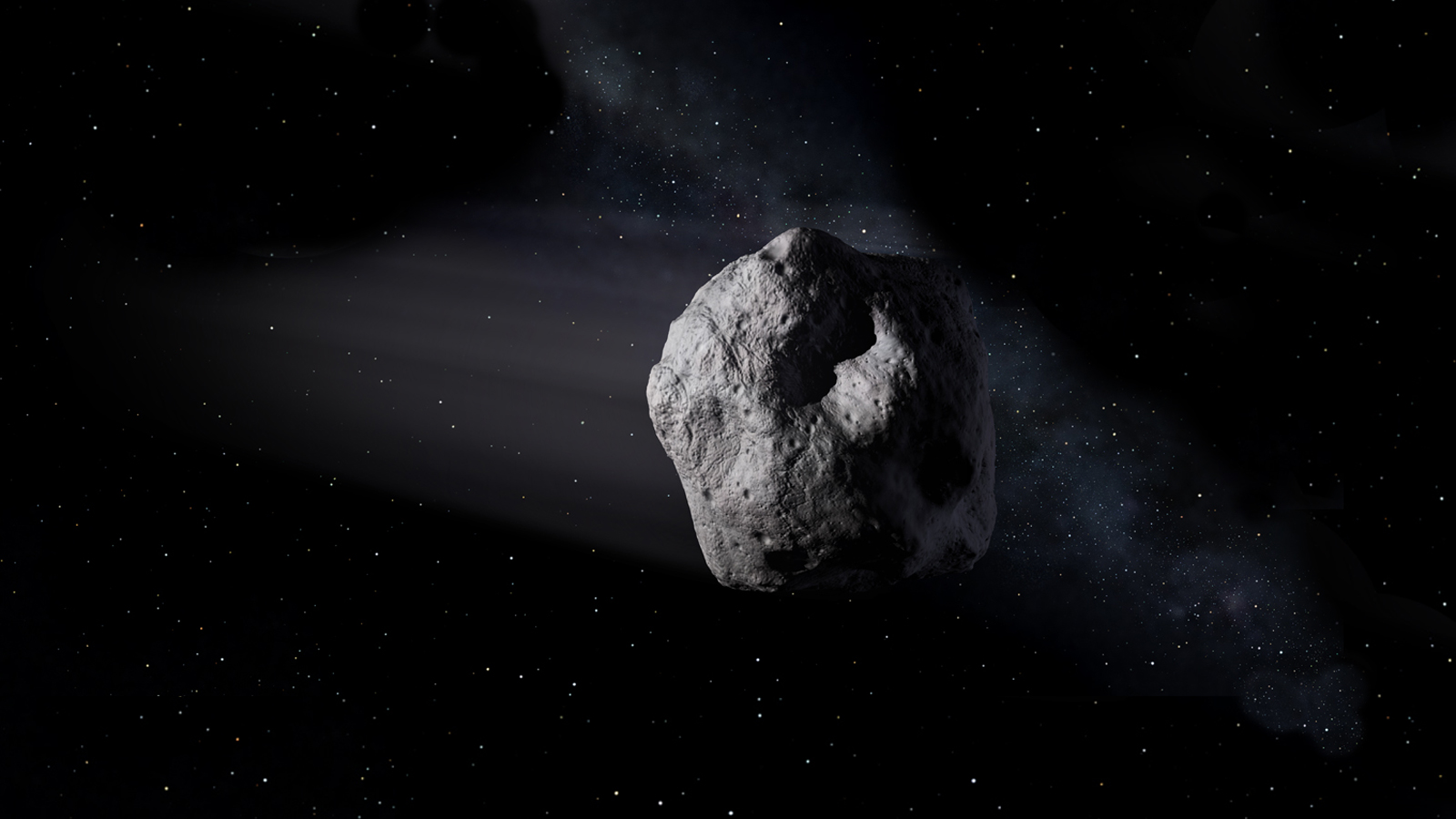 Experts Say Collision of Asteroids With Earth Will Be Unavoidable