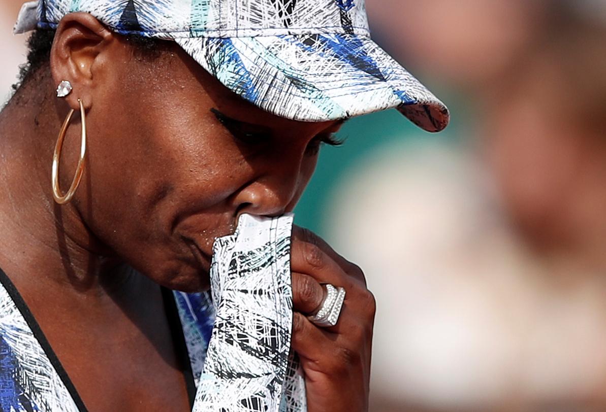Venus Williams At Fault In Fatal Car Crash
