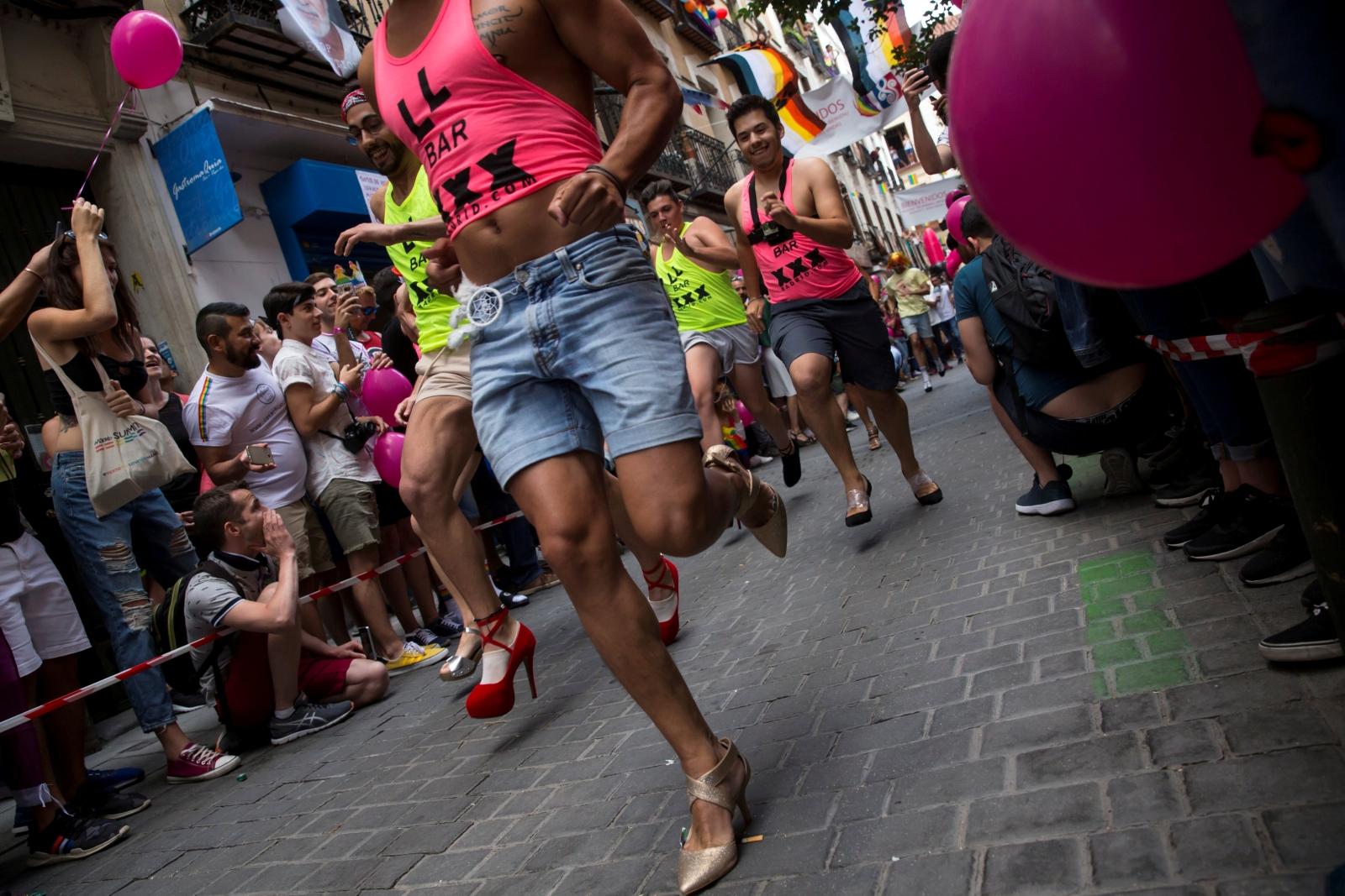World Pride Madrid