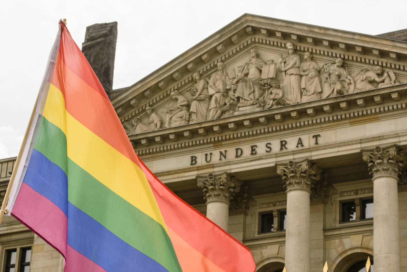 Gay marriage in Germany