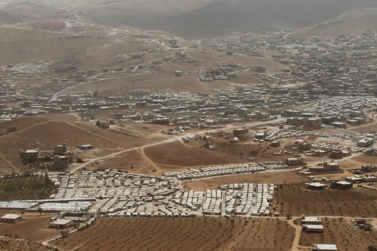 Arsal town on Syria-Lebanon border