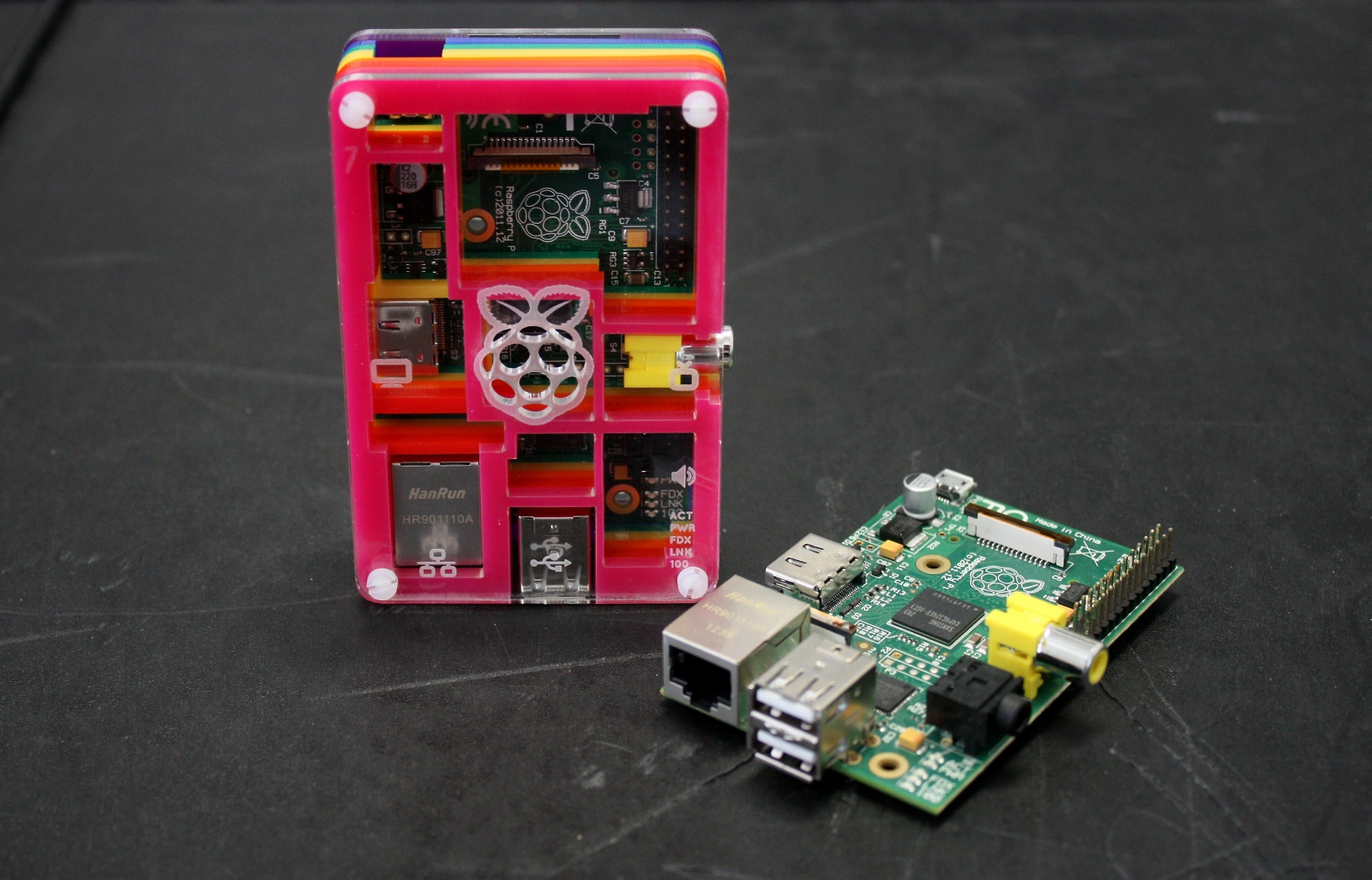 Raspberry Pi wins UK's top engineering award