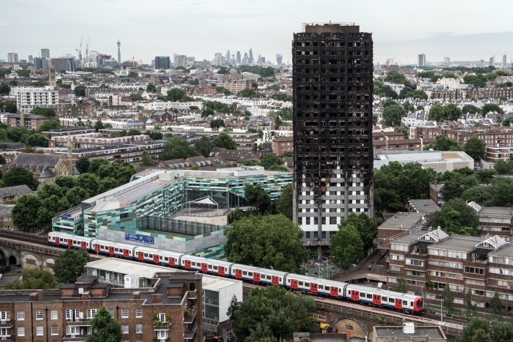 Met says there are grounds for corporate manslaughter over Grenfell Tower tragedy