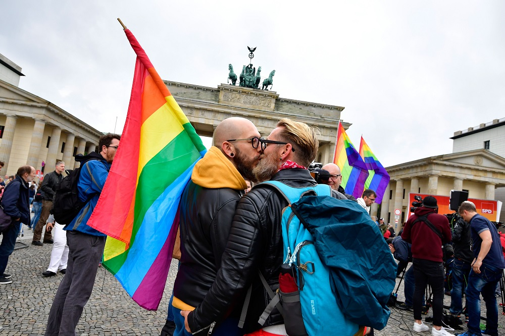 Same-sex marriage Germany