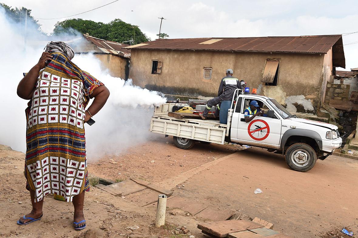 Dengue fever Ivory Coast