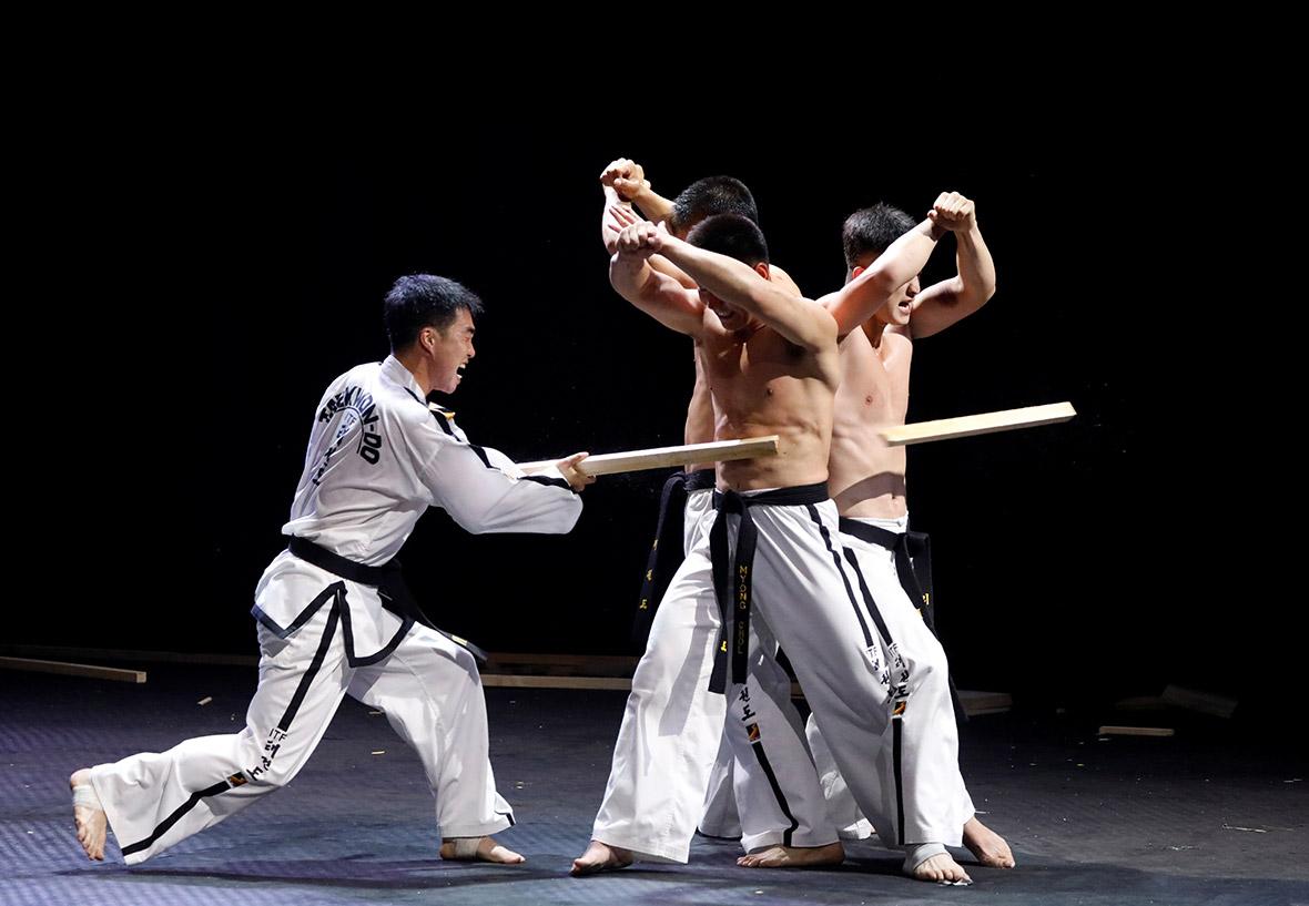 North Korea-led International Taekwondo Federation