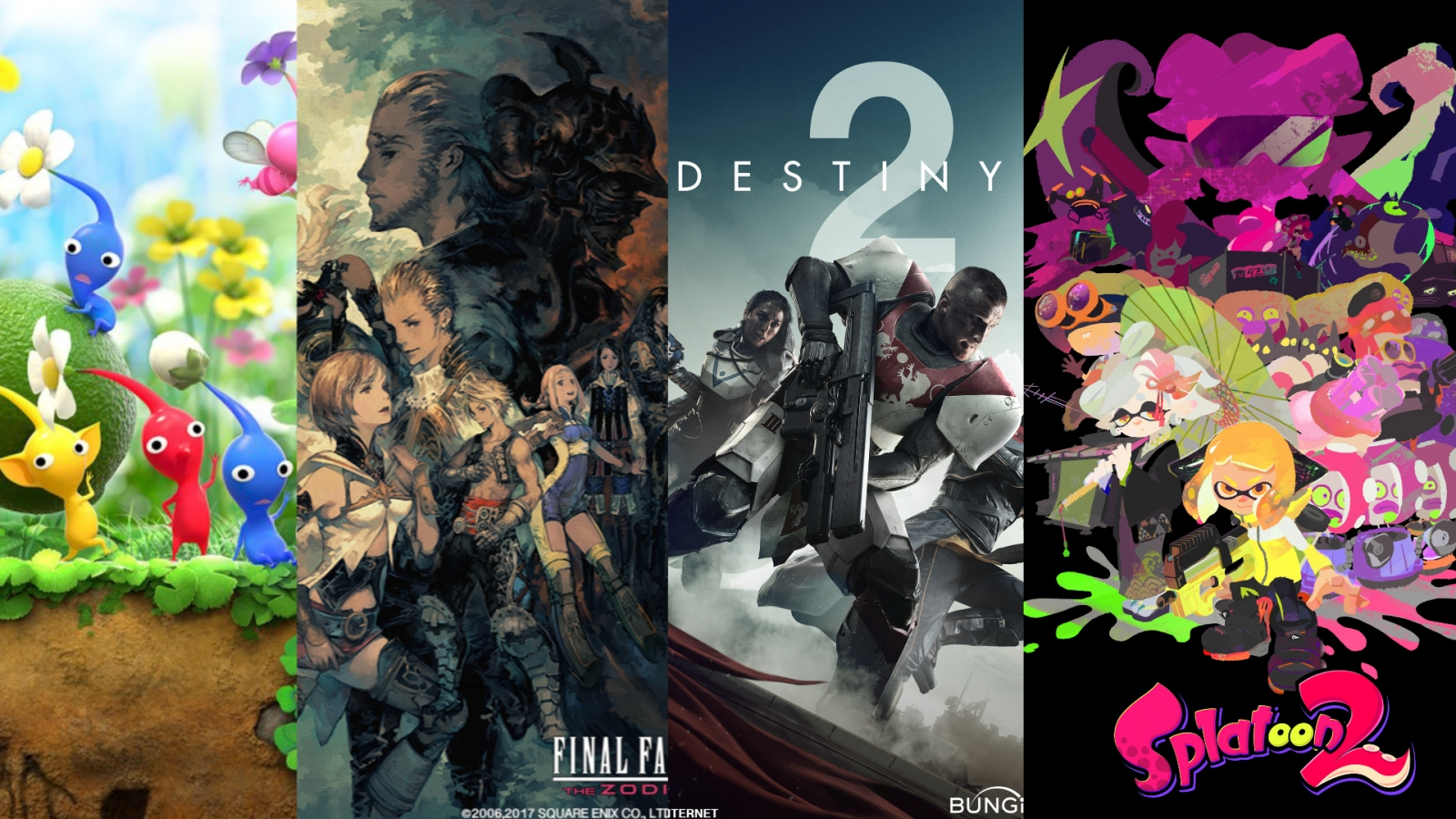 July gaming preview – Splatoon 2, Destiny 2 beta, Final Fantasy 12: The Zodiac Age and more