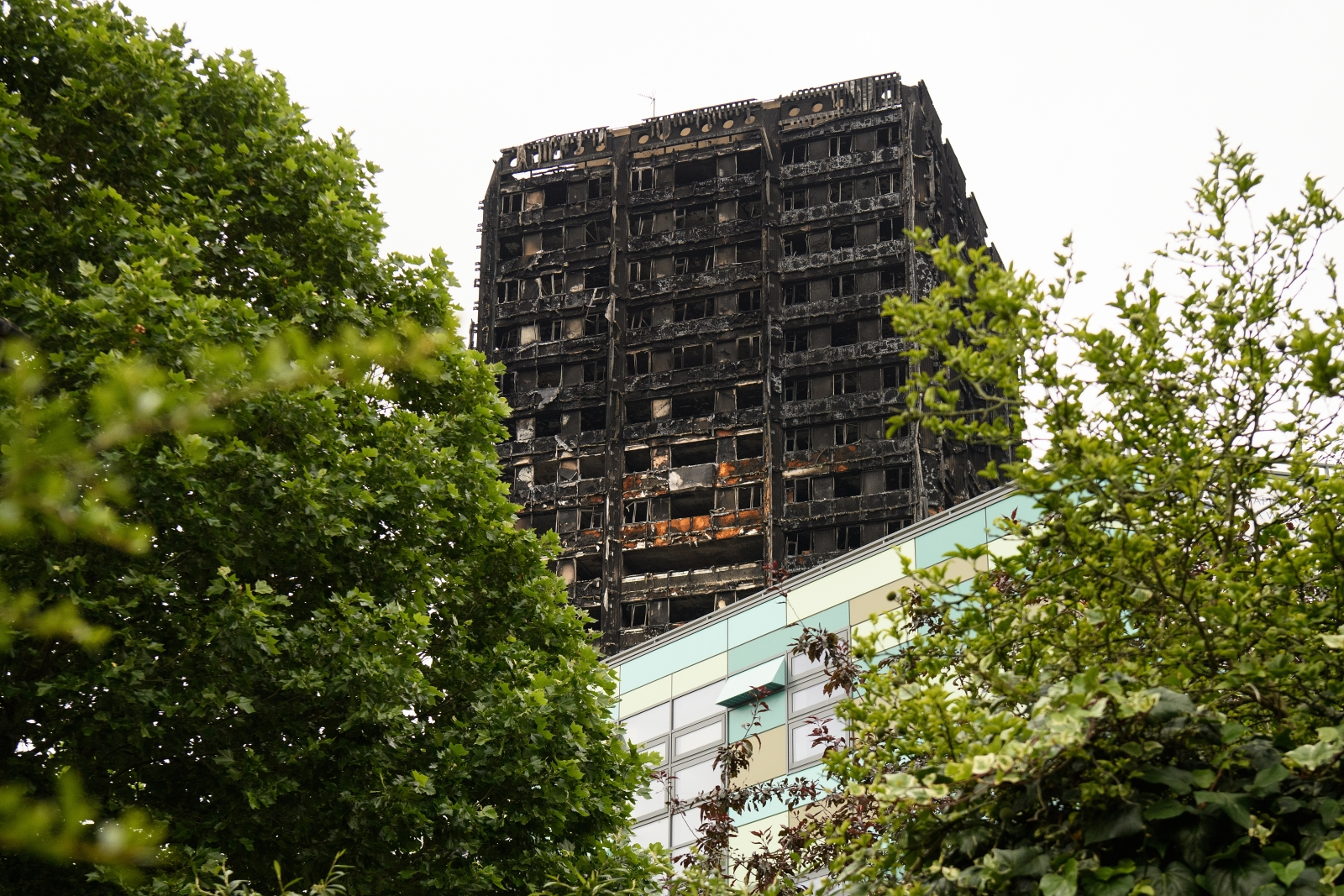 Grenfell Tower survivors to hold 'silent march' for victims one month on from disaster