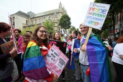 Northern Ireland Belfast Same-sex Marriage