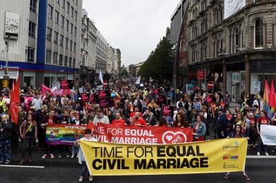 same-sex marriage belfast northern ireland